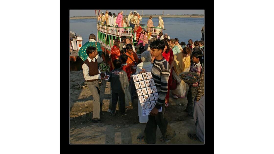 Les vendeurs de cartes