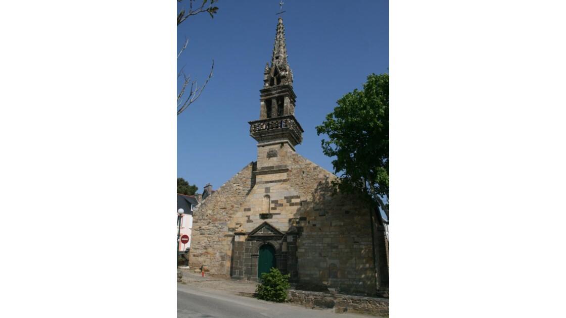 Eglise St-Eloi de Roscanvel (Bretagne)