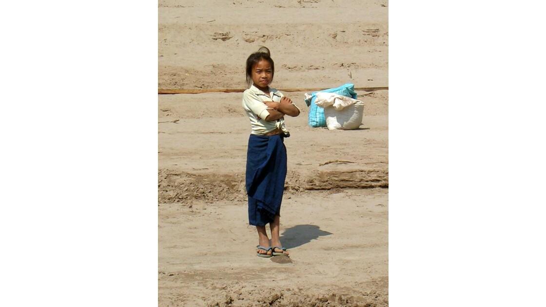 Jeune Hmong