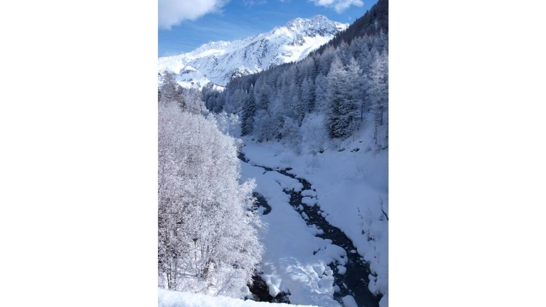 Rivière, Montroc, Vallée de Chamonix