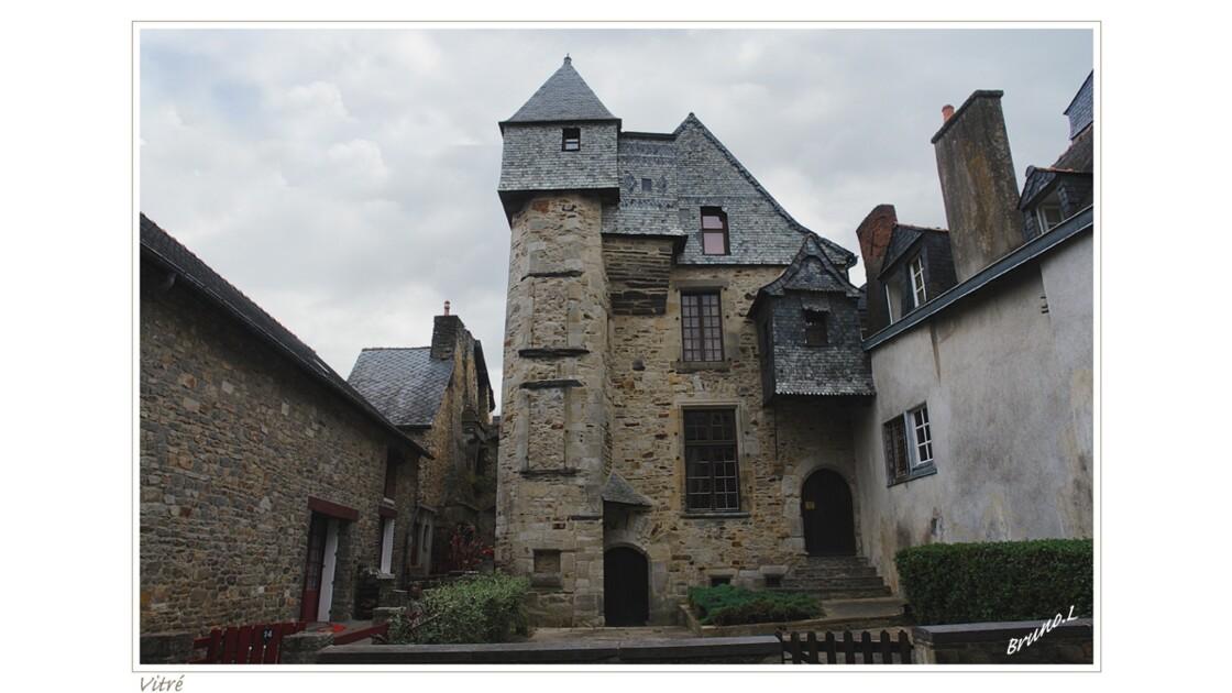 Hôtel du blo d'or début du  XVIème