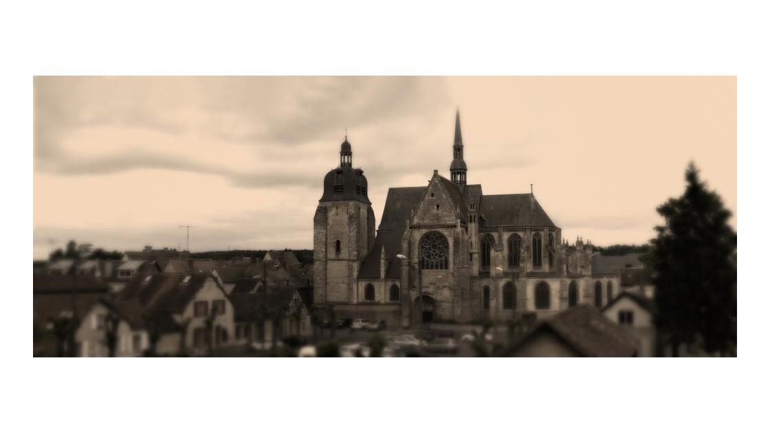église nogent le roi panoramique