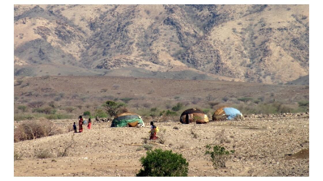 campement Afar