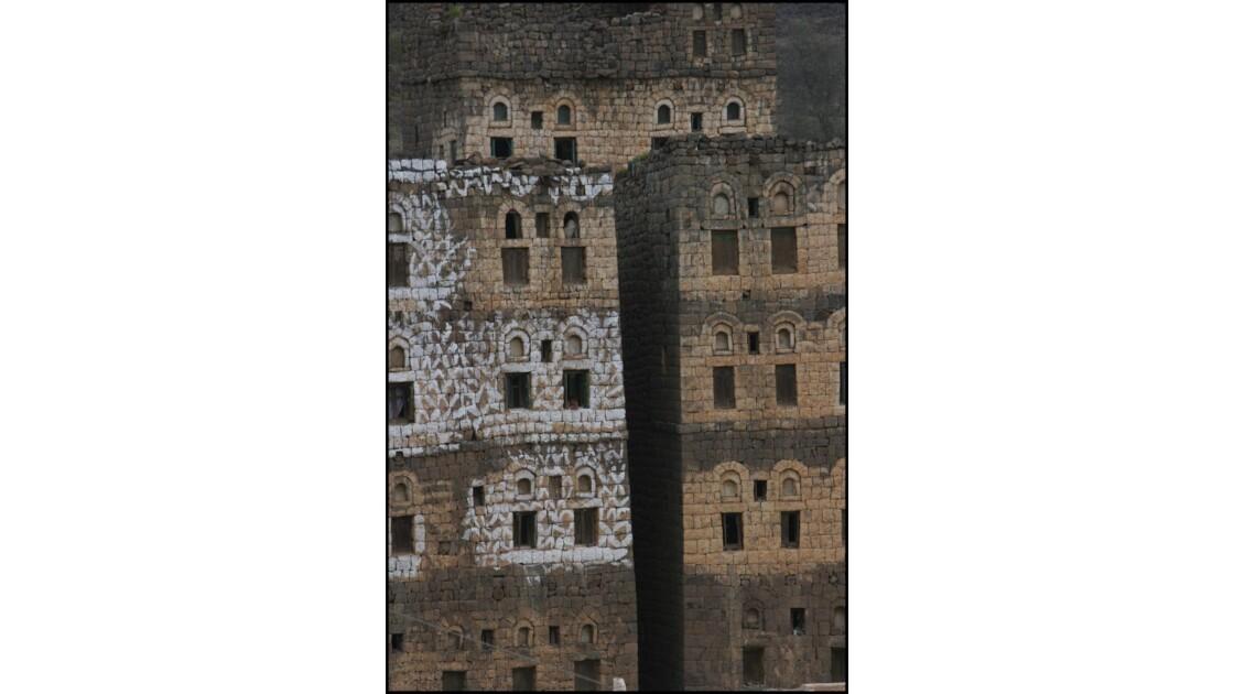 yemen:le djébel Haraz.