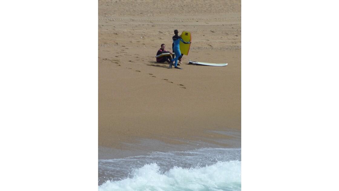 Surf et Bodyboard