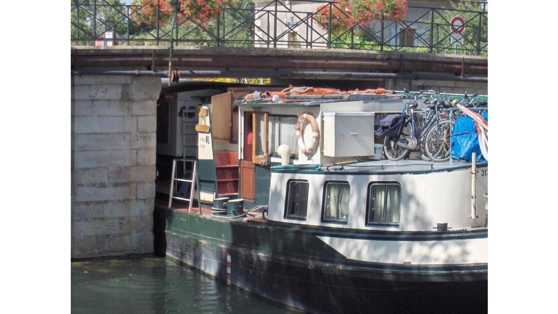 bourgogne canal rhin rhône