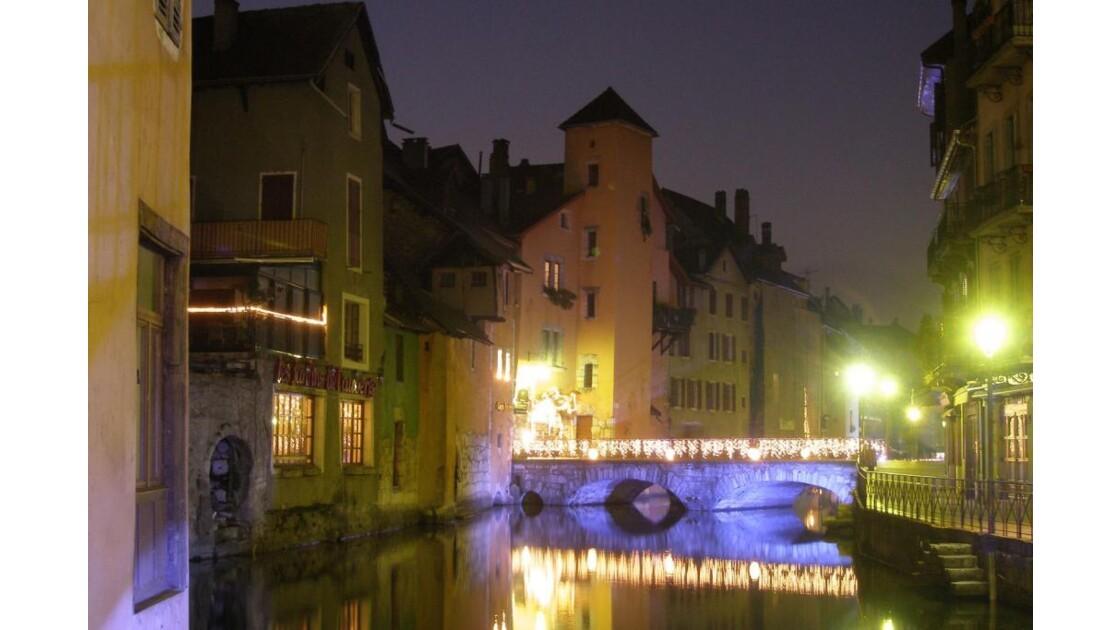 Annecy - Noël 2006