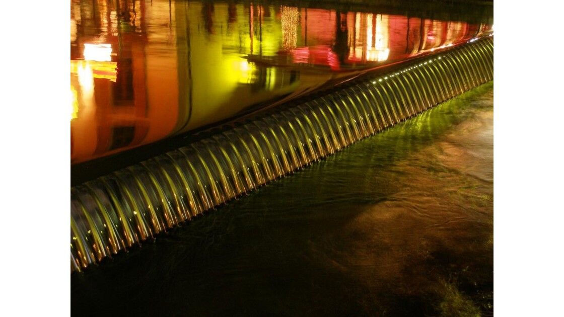 Annecy - canal du Thiou