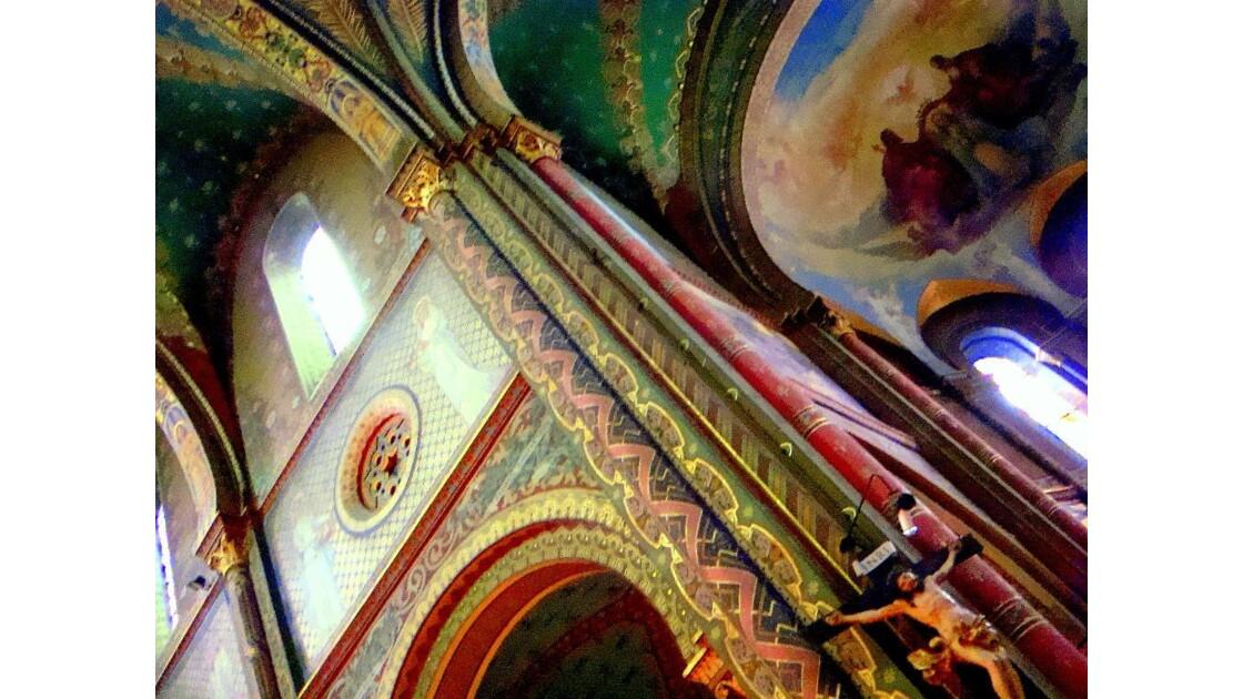 Eglise à Oloron Ste Marie
