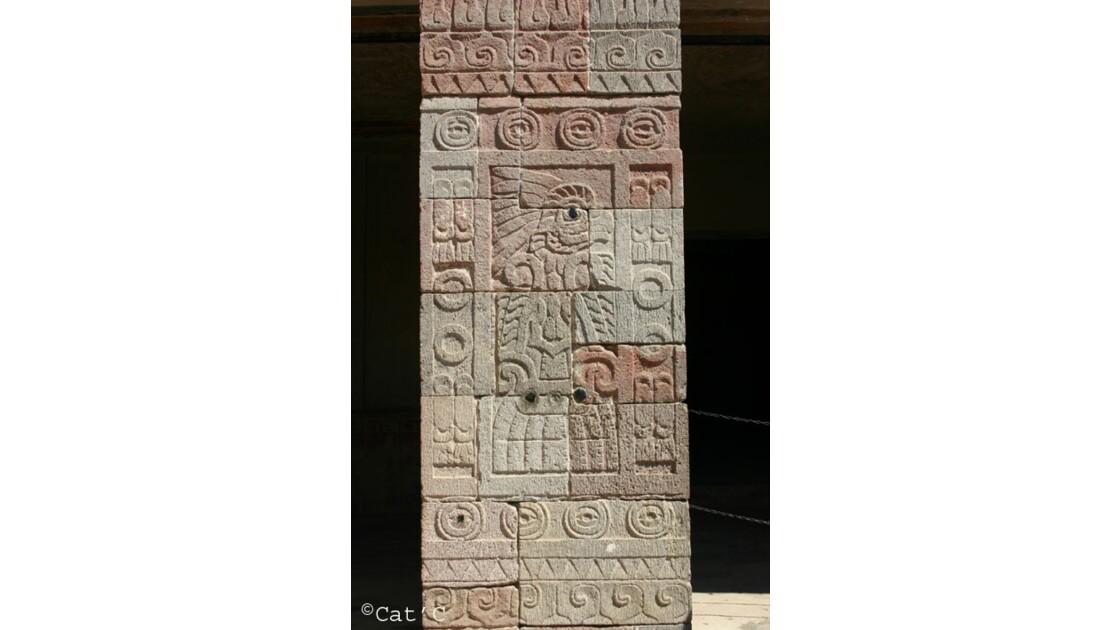 Teotihuacan palacio de quetzalpapalotl
