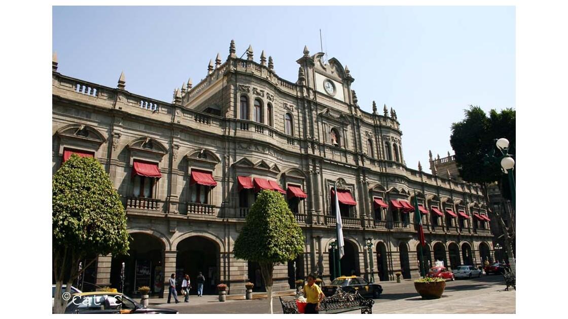 puebla palacio municipal