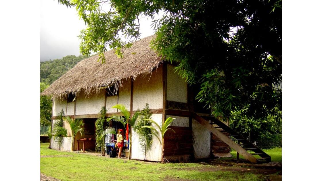 "La ""Maison du Jouir"" de Paul Gauguin"