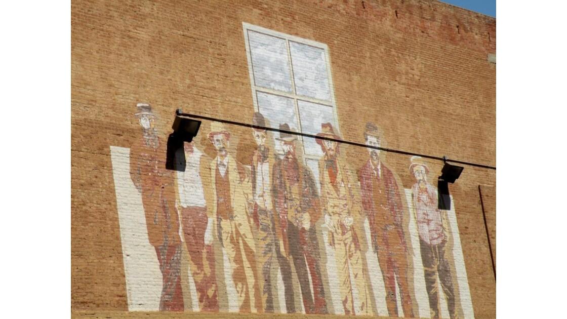 San Diego Mural, Downtown