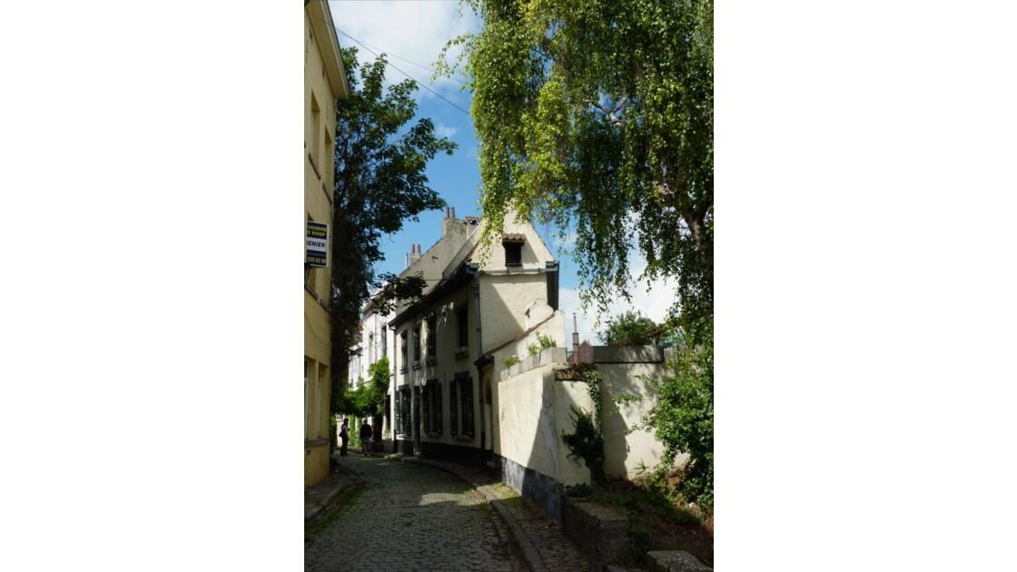 Une petite rue, Anderlecht