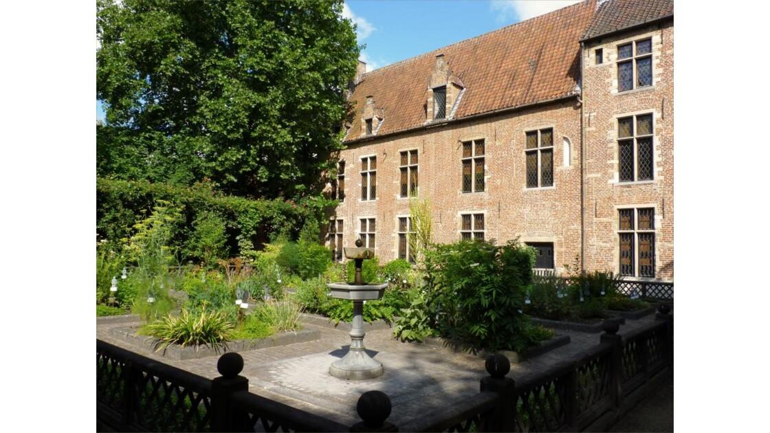Maison d'Erasme, Anderlecht