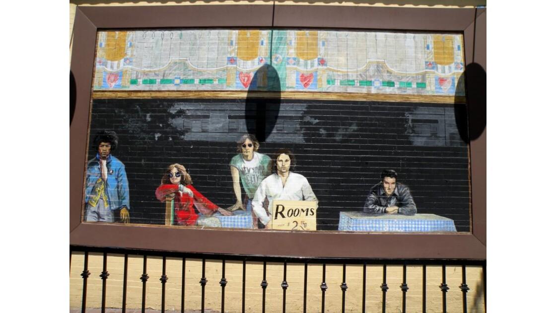 San Diego Downtown Mural