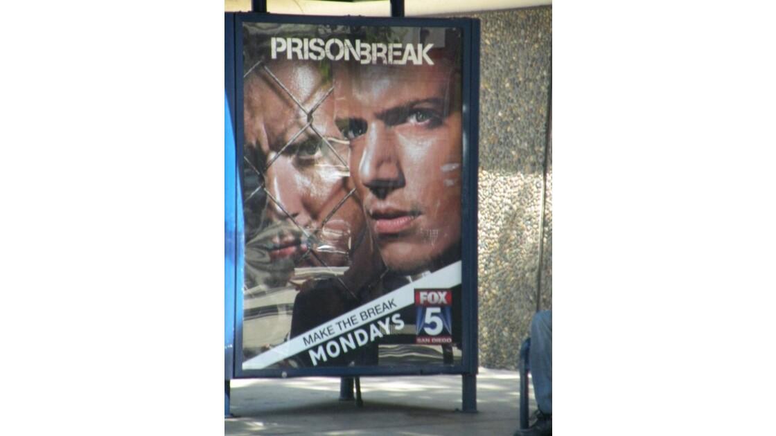 Prison Break, San Diego Downtown