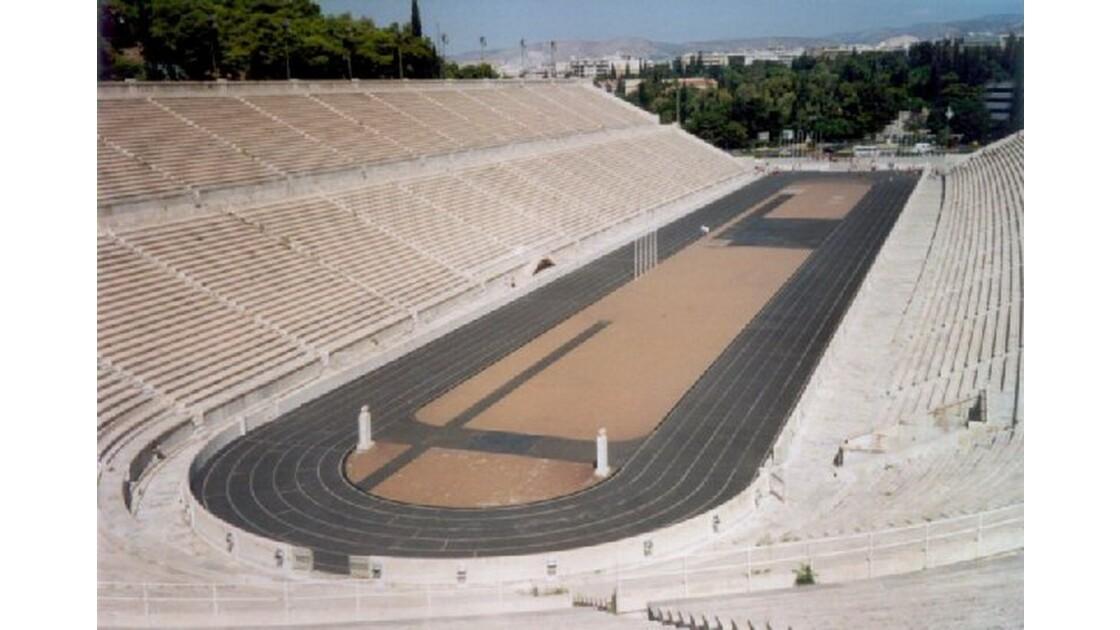 Athenes stade antique (jeux olympiques)