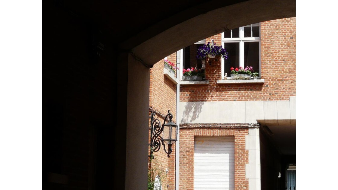 Fenêtre sur cour!