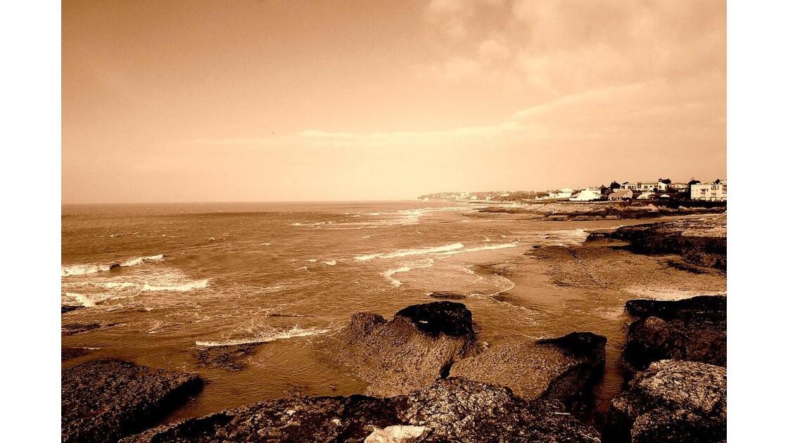 Royan : la côte