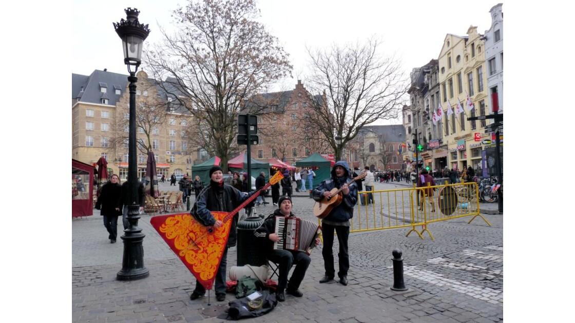 Musiciens des rues