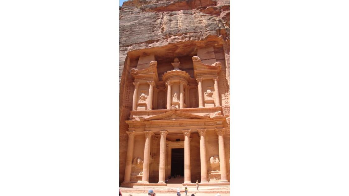 Temple - Petra