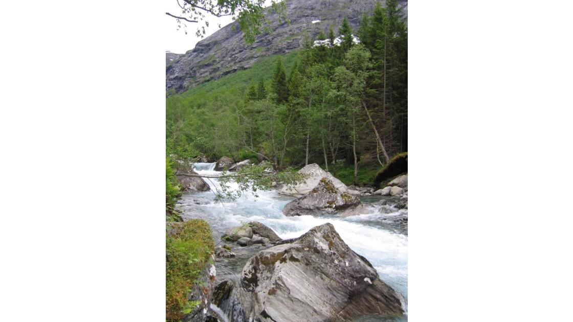 Entre Sakshaug et Andalsnes