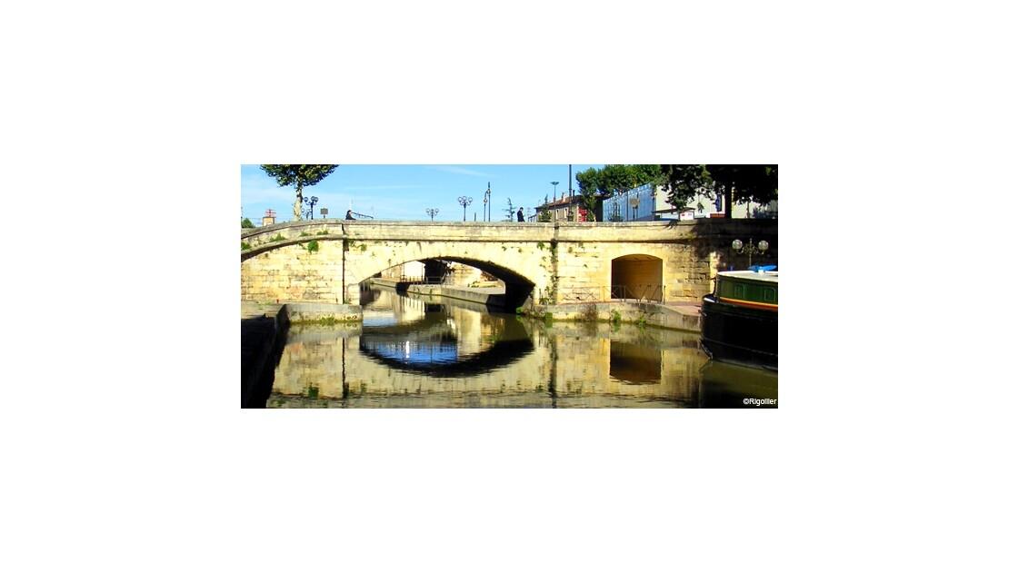 pont Voltaire. Narbonne