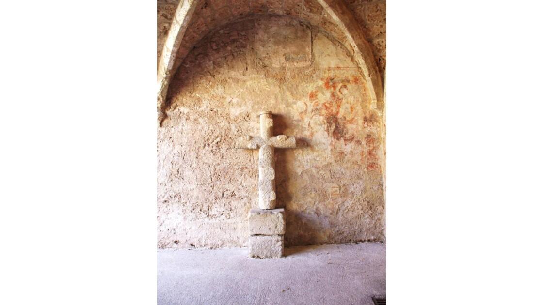 Cloître abbaye de Gellone