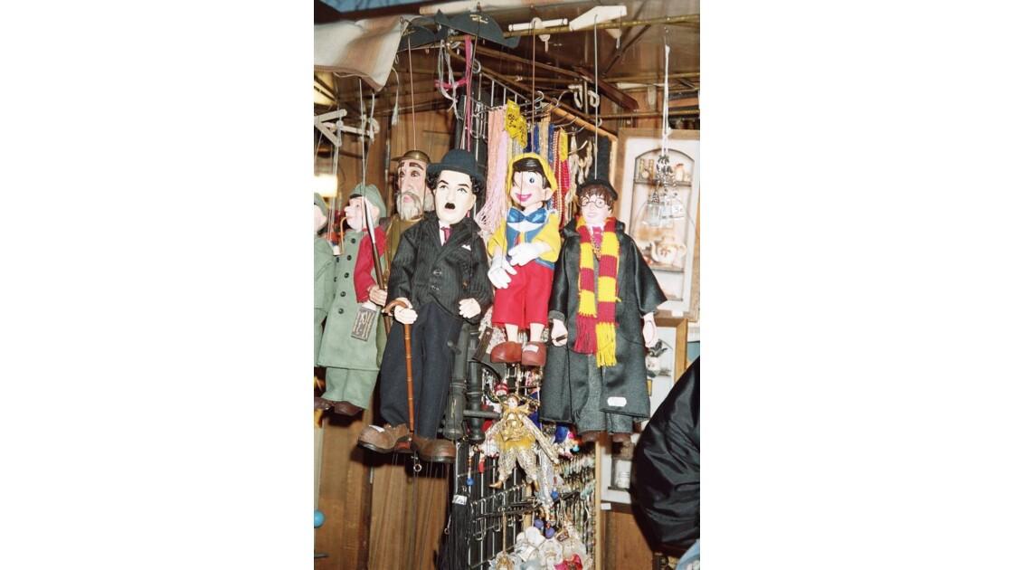 Marché de Noël Place de la vieille vill