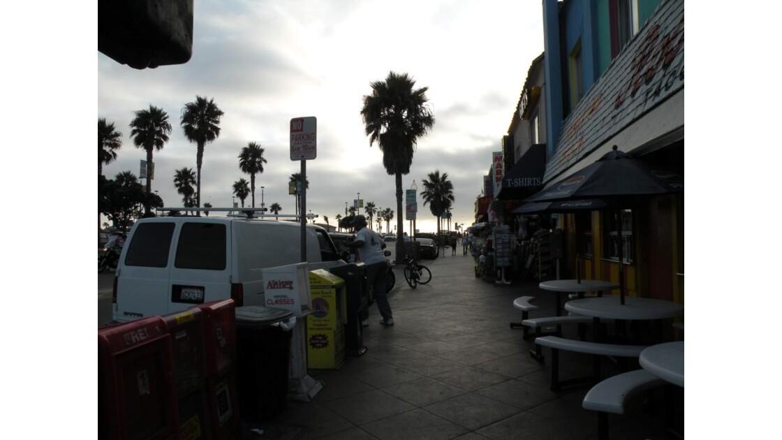Mission Beach, San Diego