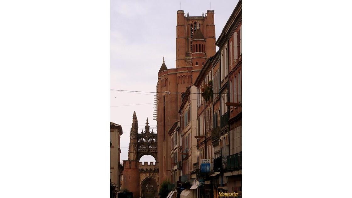 La cathédrale Ste Cécile