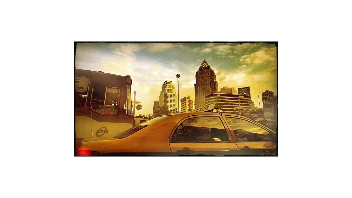 Traffic à Bangkok