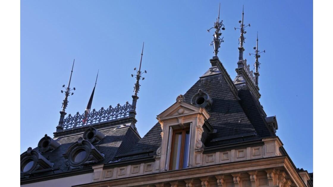 toiture Hôtel de Ville