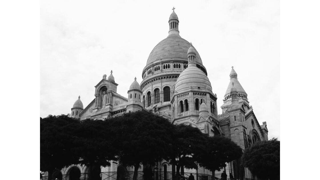 Montmartre - Le Sacré-Coeur