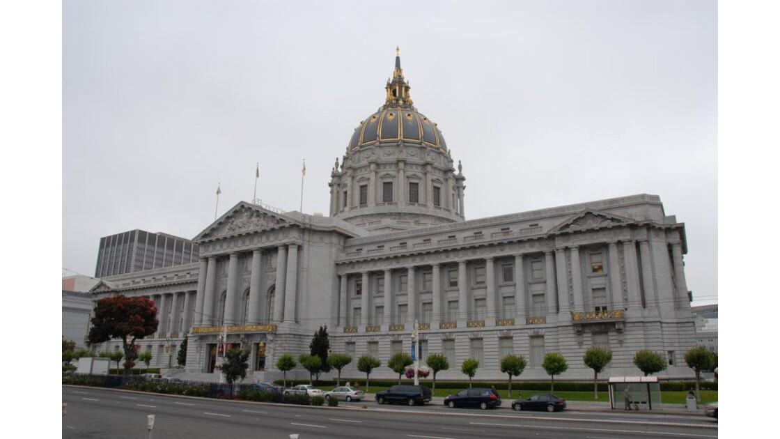 Hôtel de ville de San Francisco