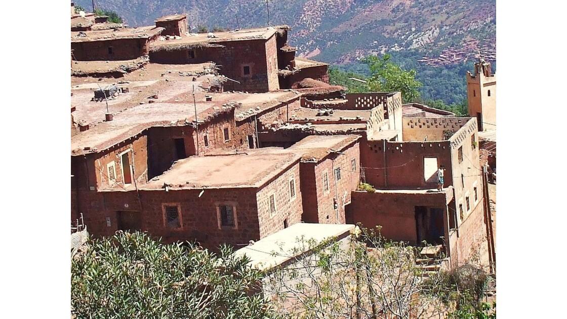 Maisons en terrasse