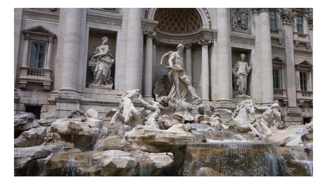 Fontaine de Trevi 6