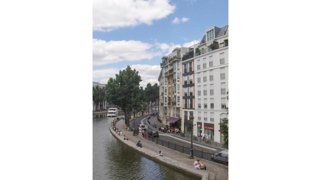 Le canal St-Martin