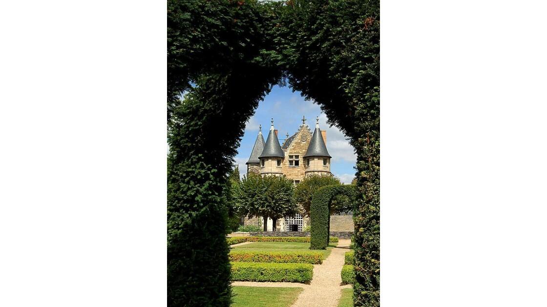 Angers : dans le château