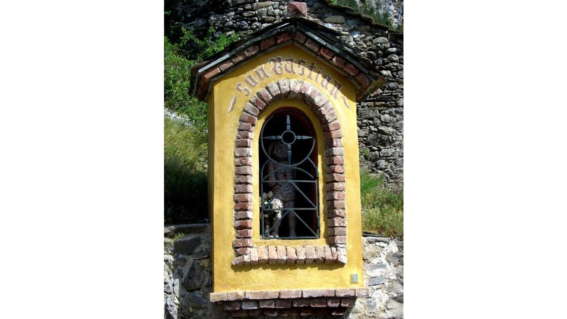 La Brigue - Sanctuaire San Sebastien