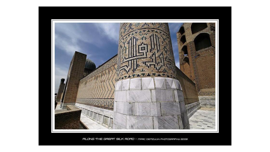 Mosquée Bibi-Khanim
