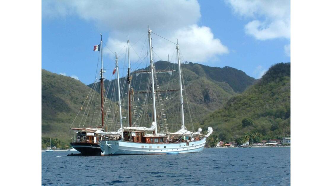 Anse d'Arlet Martinique