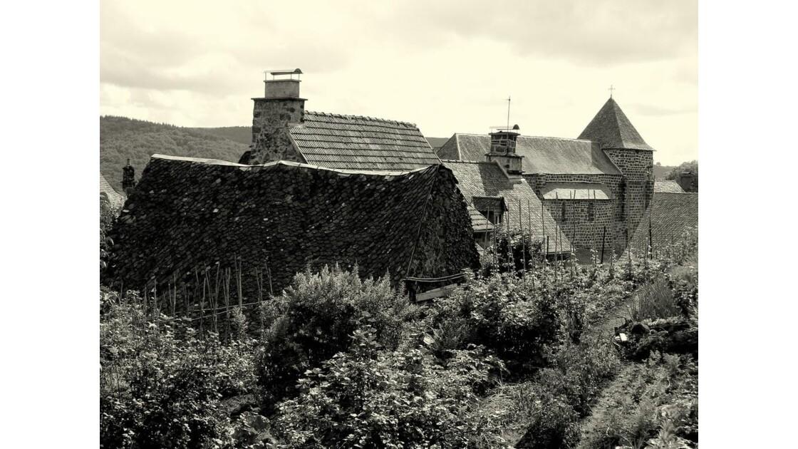 Cantal village
