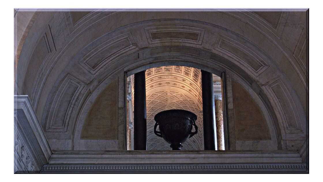 Musée du Vatican !