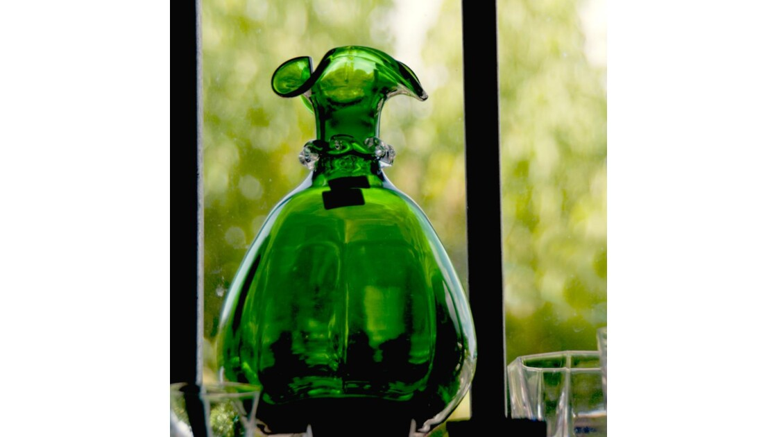 Vert bouteille ?