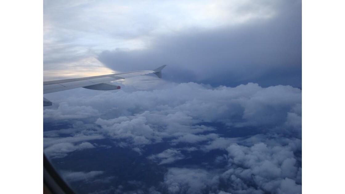 Nuages, nuages!
