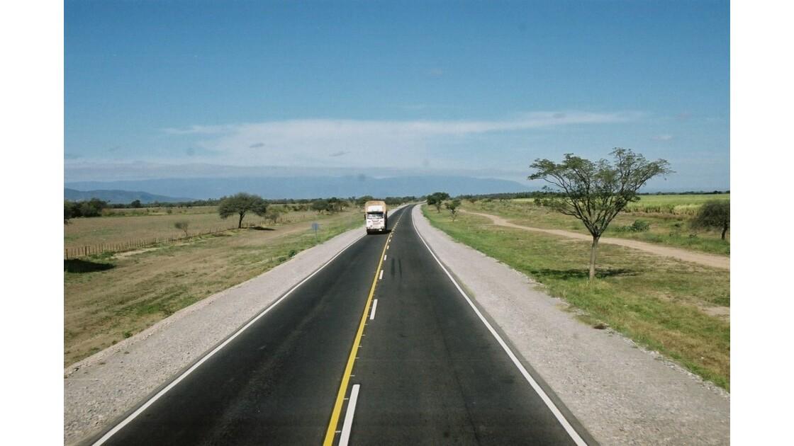 En route vers Salta