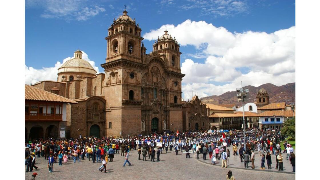 Plaza de Armas,