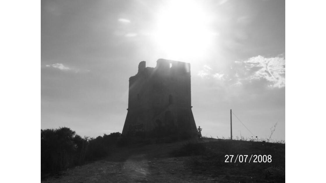 la tour de manfria: sicilia